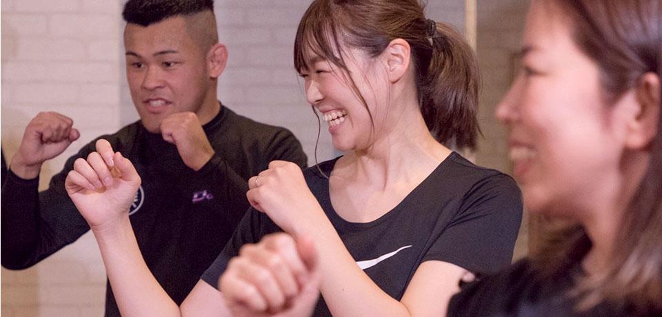 キックボクシングエクササイズ(女性限定)